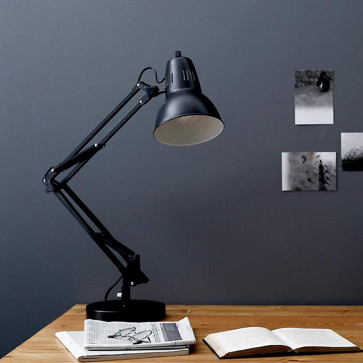 【オフィス家電】:スタンドライト LED電球対応 インテリア照明 スチール